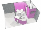 Stand C-Line 24 m2