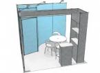 Stand C-Line 9 m2