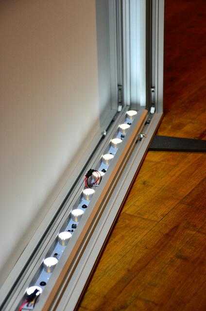 Détail LED