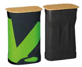 Comptoir container L