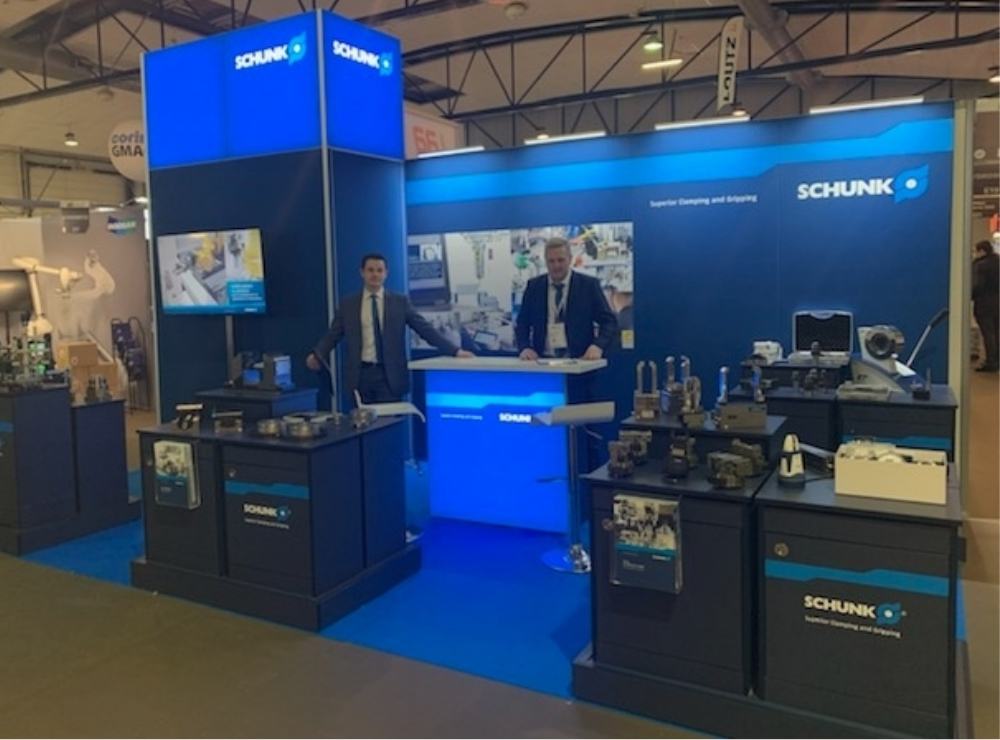 Stand H-Line 18m2